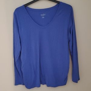 Isabel Maternity by Ingrid & Isabel Tops - Long sleeve maternity top